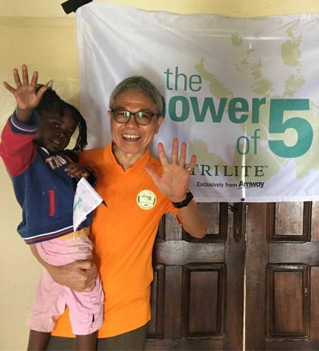 FCA Foo Howe Kean với chiến dịch Power 5 toàn cầu